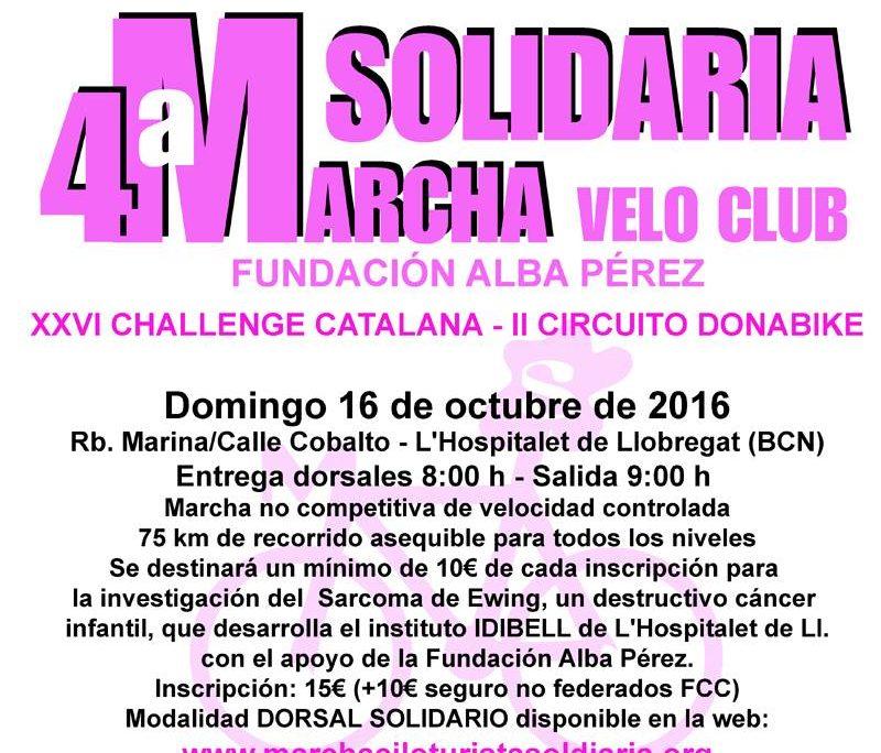 velo club 4 marcha