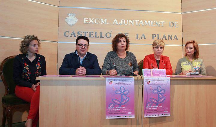 Castellon imparable en la lucha contra el cáncer infantil con la fundacion alba perez