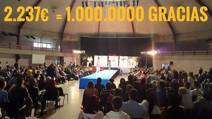 Gran éxito en la gala de Castellon