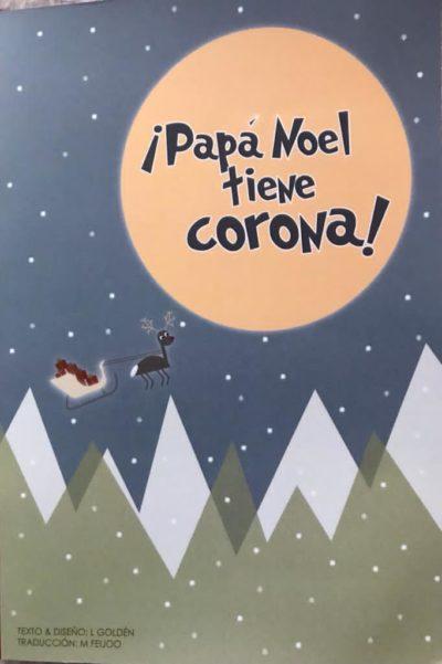Cuento Papa Noel tiene Corona