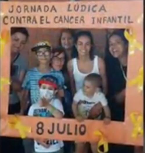 """EL COLEGIO """"CEIP DE BALAIDOS"""" CELEBRO EL DIA 8 DE JULIO UN EVENTO CONTRA EL CANCER INFANTIL PARA AYUDAR A LA FUNDACIÓN ALBA PEREZ APORTANDO 1.500 EUROS PARA BECAS DE INVESTIGACIÓN CONTRA EL CANCER INFANTIL."""