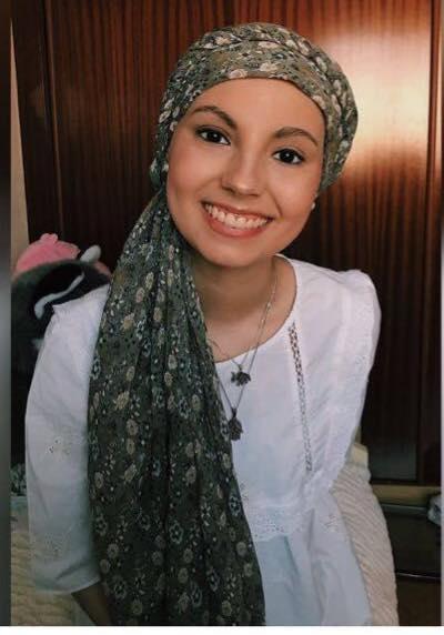 Me llamo FABI tengo 17 años y tengo cáncer infantil ¿nos ayudas a investigar?